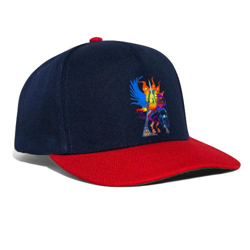 Angel Messenger - Snapback Cap