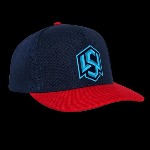 "Silent Wolves Inverted ""SW"" Merchandise - Snapback Cap"