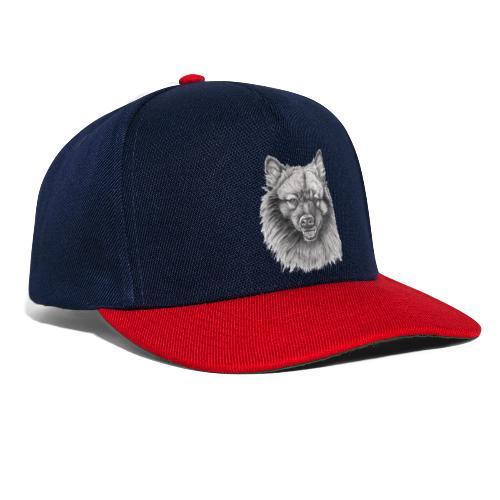 Keeshond - grossspitz - Snapback Cap