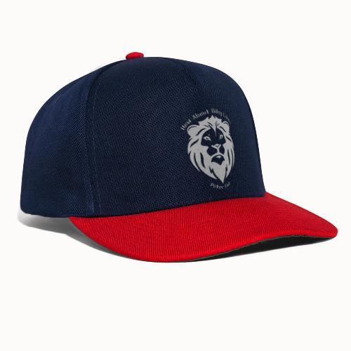 Lions Logo grey - Snapback Cap