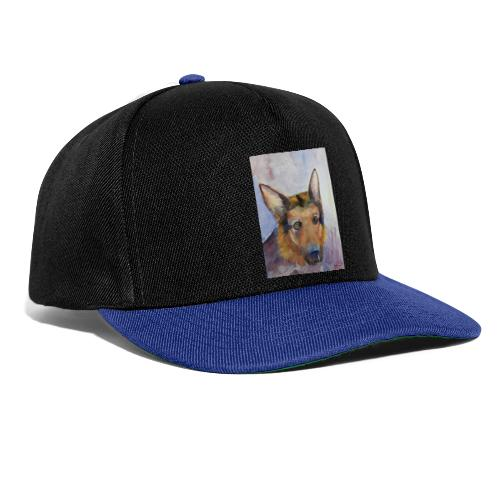 german shepherd wc - Snapback Cap
