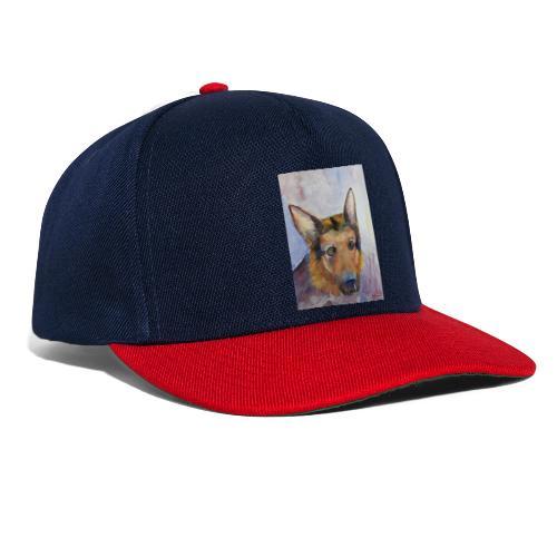german shepherd wc - Snapback Cap