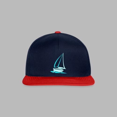 segelyacht - Snapback Cap