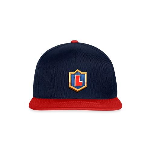 LuFresh Logo Rot - Snapback Cap