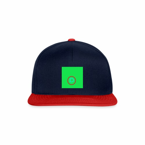 Darki - Snapback Cap