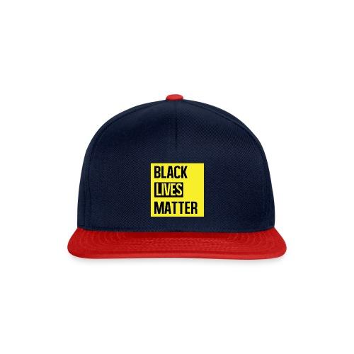 Black Lives Matter (yellow) - Snapback cap