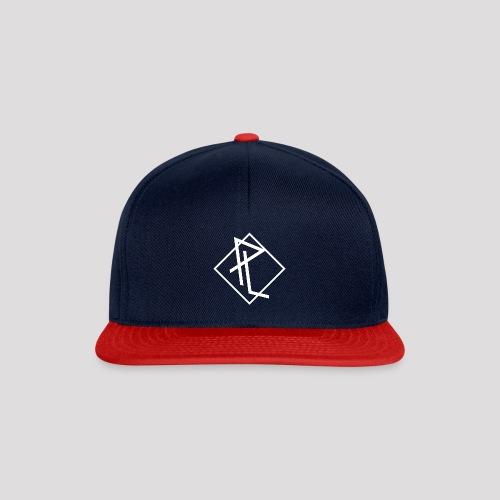 PL Cap White - Snapback Cap