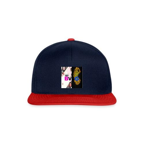 B VS G logo 2 - Snapback cap