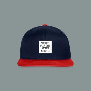 Do it... - Snapback Cap