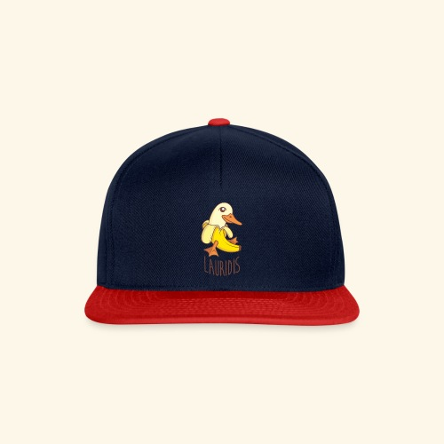 Bananatra - Snapback Cap