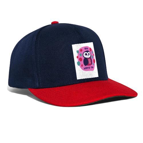 Young Wolf Original Owl - Snapback Cap