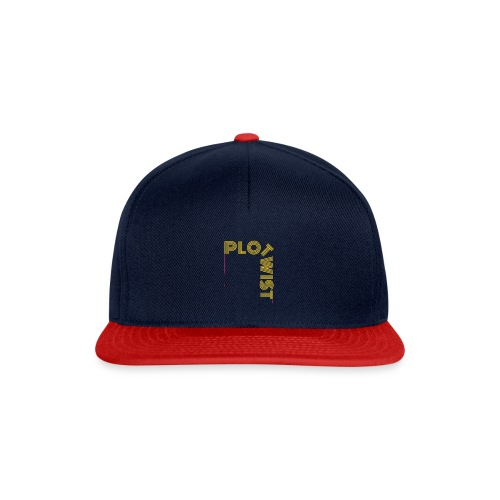 PLOT TWIST T-SHIRT - Gorra Snapback