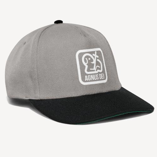AGNUS DEI CAP - Snapback Cap