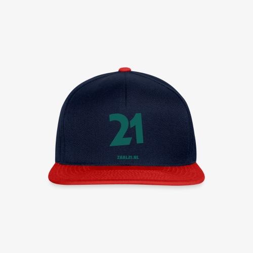 zaal-achterkant - Snapback cap