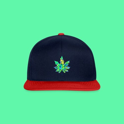 Mary Jane blue - Snapback Cap