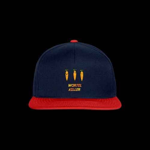 Wortel Killer [Teenager Premium T-Shirt] - Snapback cap