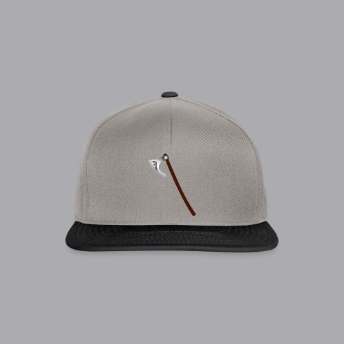 Wikinger Beil - Snapback Cap