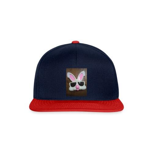 Konijnen bril - Snapback cap