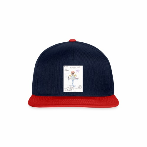 Big Swimmer Bill DHIRT - Snapback Cap