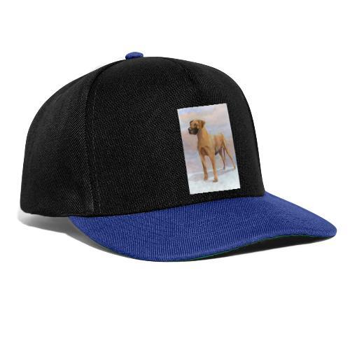 Great Dane Yellow - Snapback Cap