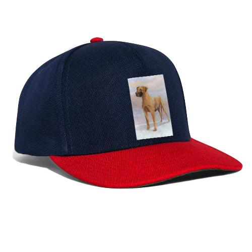 Great Dane Yellow - Snapback Cap