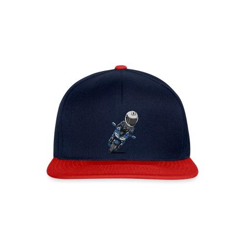 0790 FJR PhantomBlue - Snapback cap