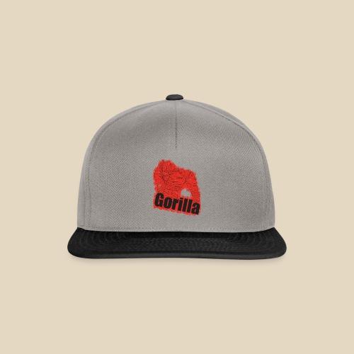 Red Gorilla - Casquette snapback
