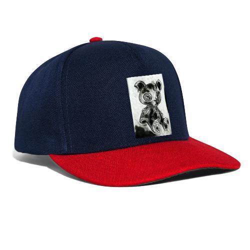 horror teddy - Snapback cap