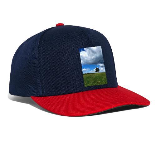 Der einsame Baum - Snapback Cap