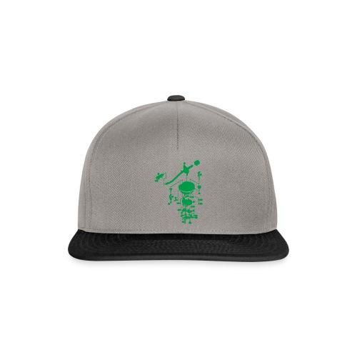 tonearm05 - Snapback cap