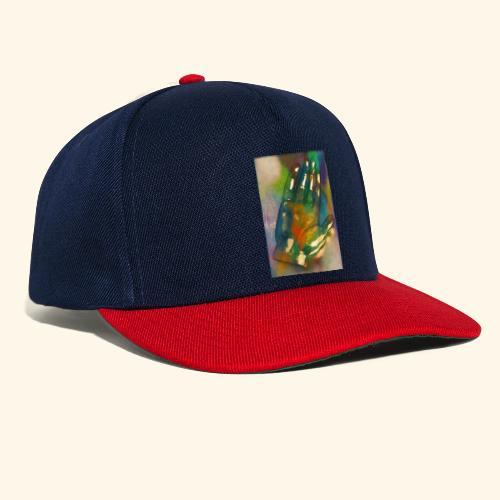 Hand in bunt - Snapback Cap