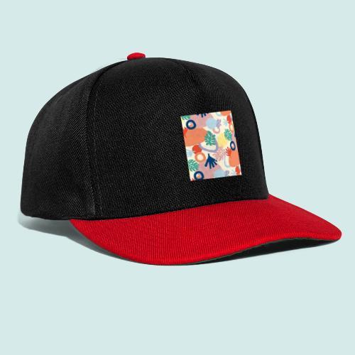 Urban leaves - Snapback Cap