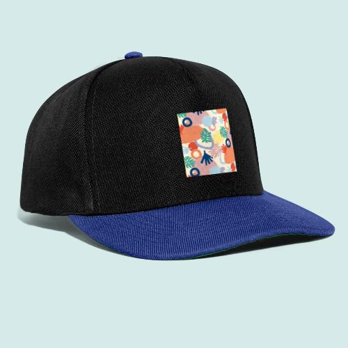 Urban leaves - Snapback Cap