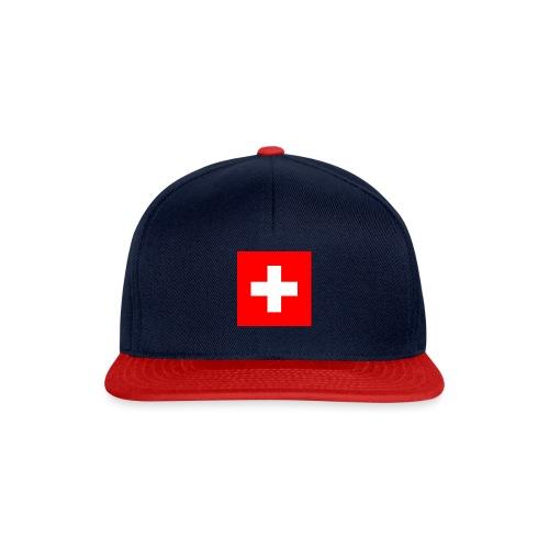 Swiss - Casquette snapback