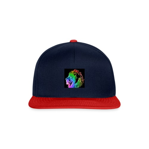 Sodrop lion - Snapback cap