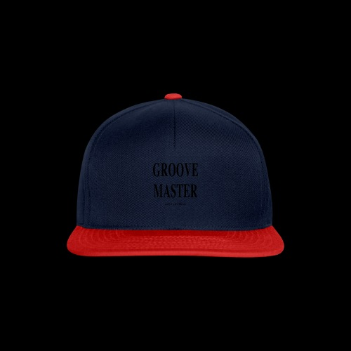 Groove Master2 - Snapback Cap