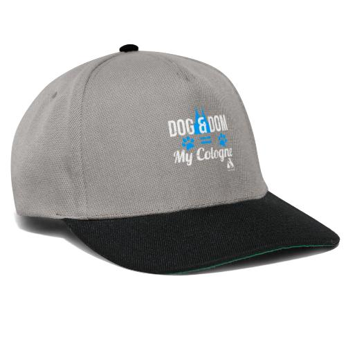 Dog & Dom = My Cologne - Snapback Cap