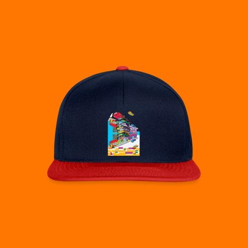 reflected-caaars - Snapback Cap
