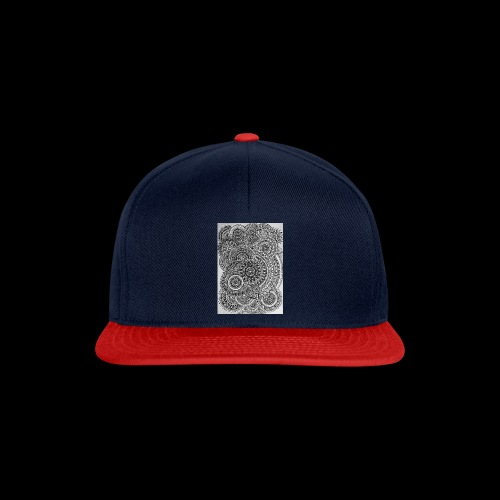 Chaos and Symmetry // - Snapback Cap