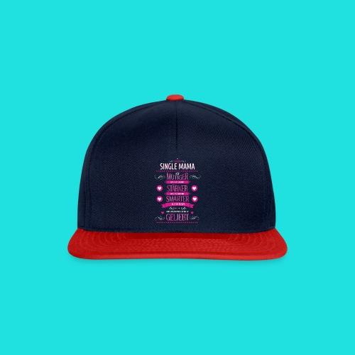 Single Mama - Snapback Cap