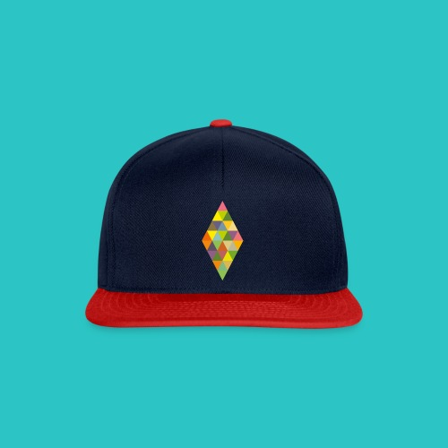 Rhombus - Snapback Cap