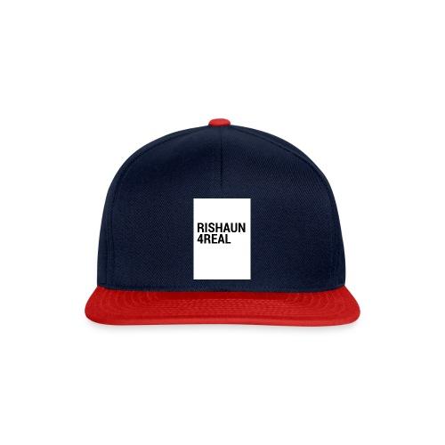 rishaun 4real original - Snapback Cap