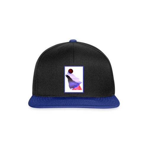Måne Ulv - Laurids B Design - Snapback Cap