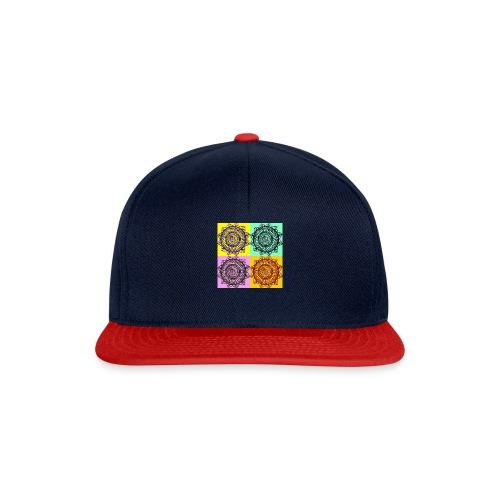 Pop Art Mandala - Snapback Cap