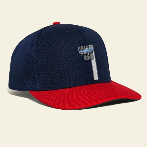 69 chevelle stripe - Snapback Cap