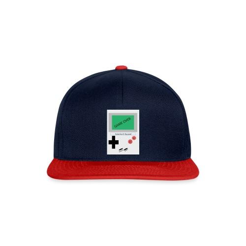 Game Over! - Snapback Cap