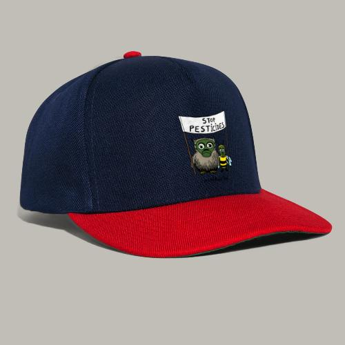 ecolOwl & Bee color - Casquette snapback