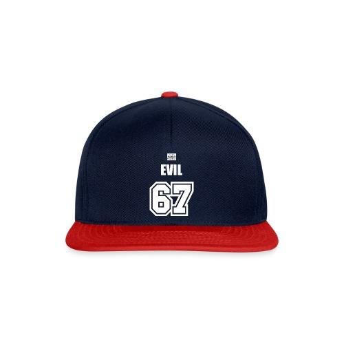 Bad Evil Motiv 8 - Snapback Cap
