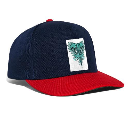 tee template426 - Casquette snapback