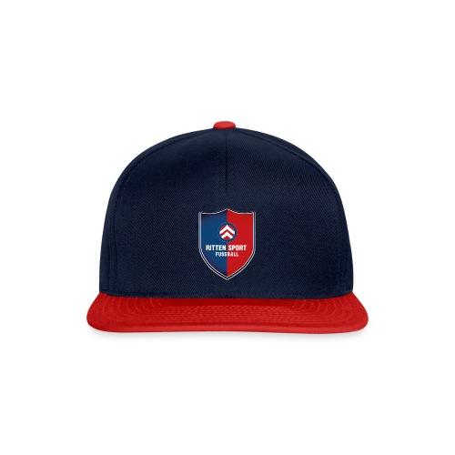 Wappen Fussball Ritten - Snapback Cap